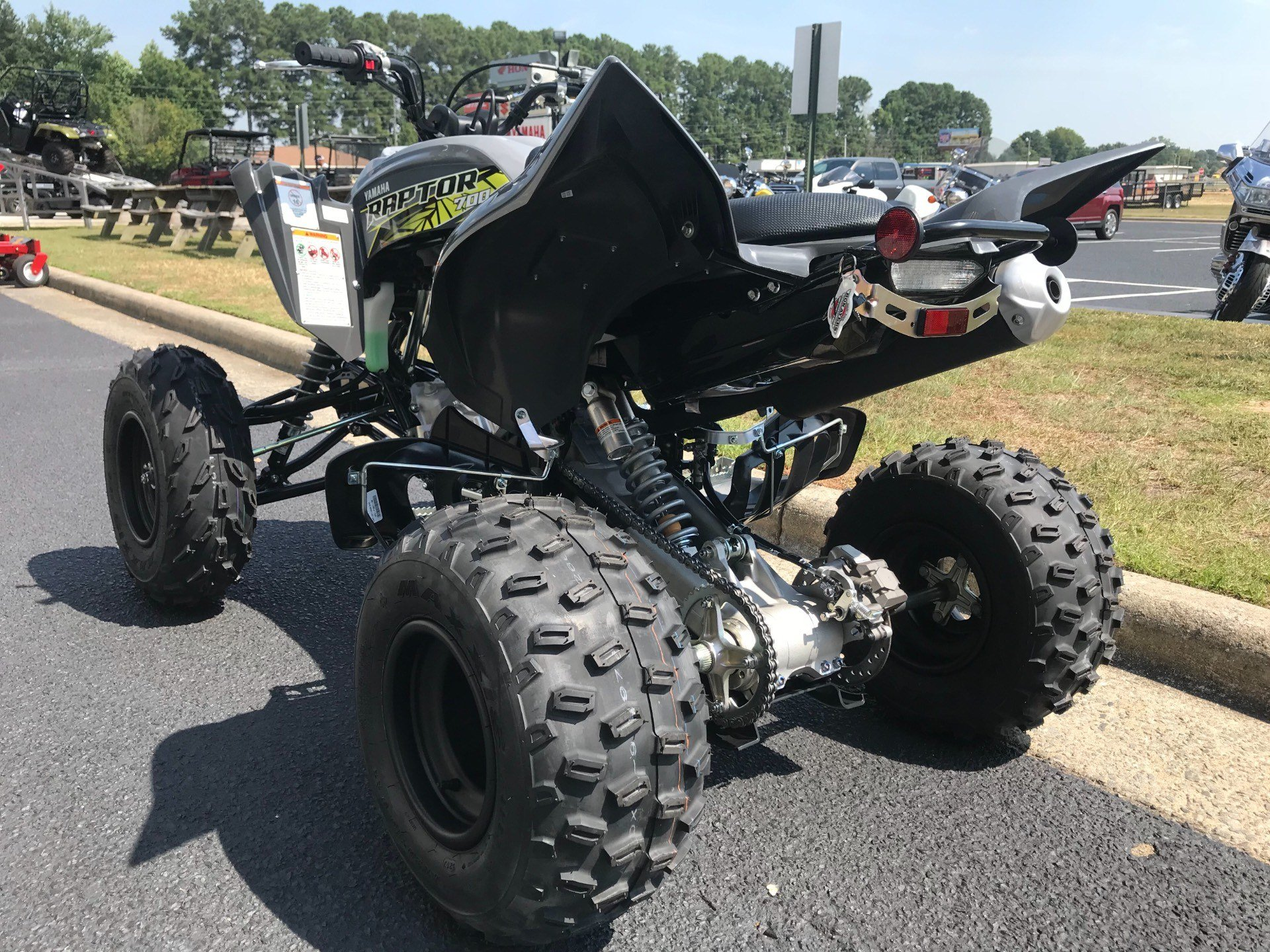 2019 Yamaha Raptor 700 in Greenville, North Carolina - Photo 8