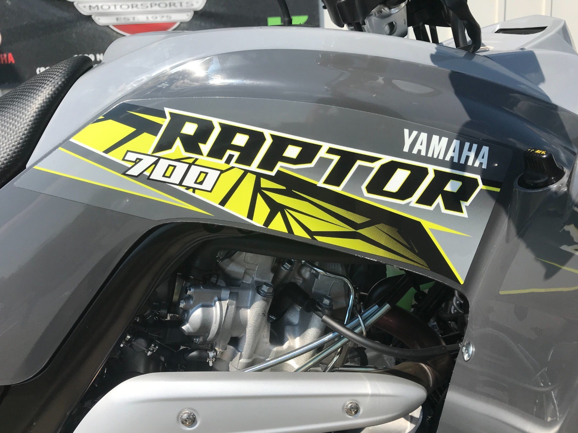 2019 Yamaha Raptor 700 in Greenville, North Carolina - Photo 14