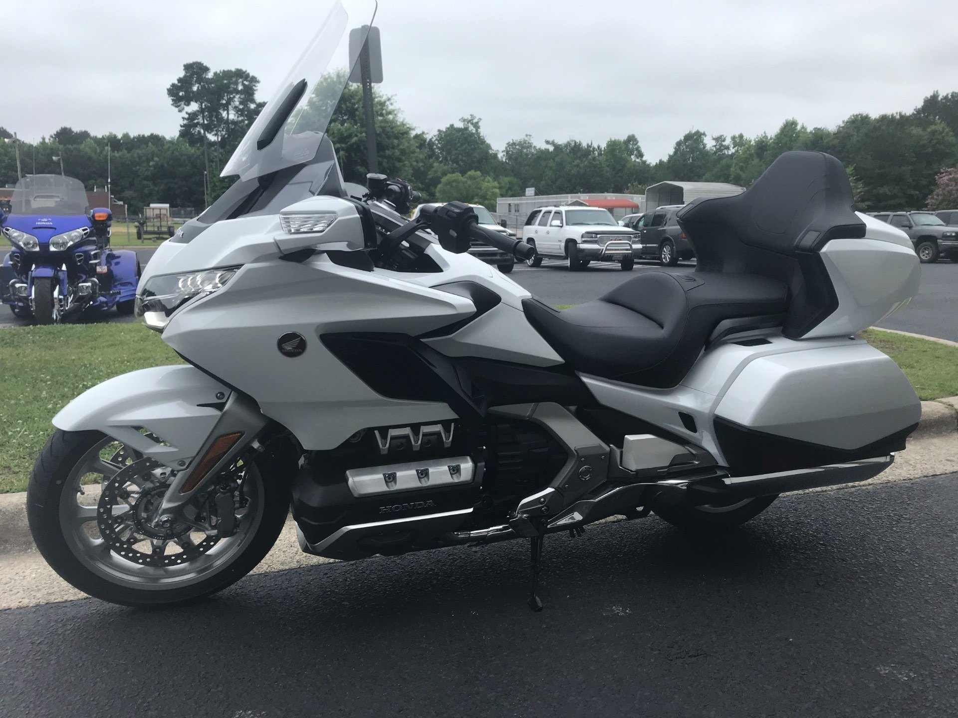 2018 Honda Gold Wing Tour Automatic DCT in Greenville, North Carolina