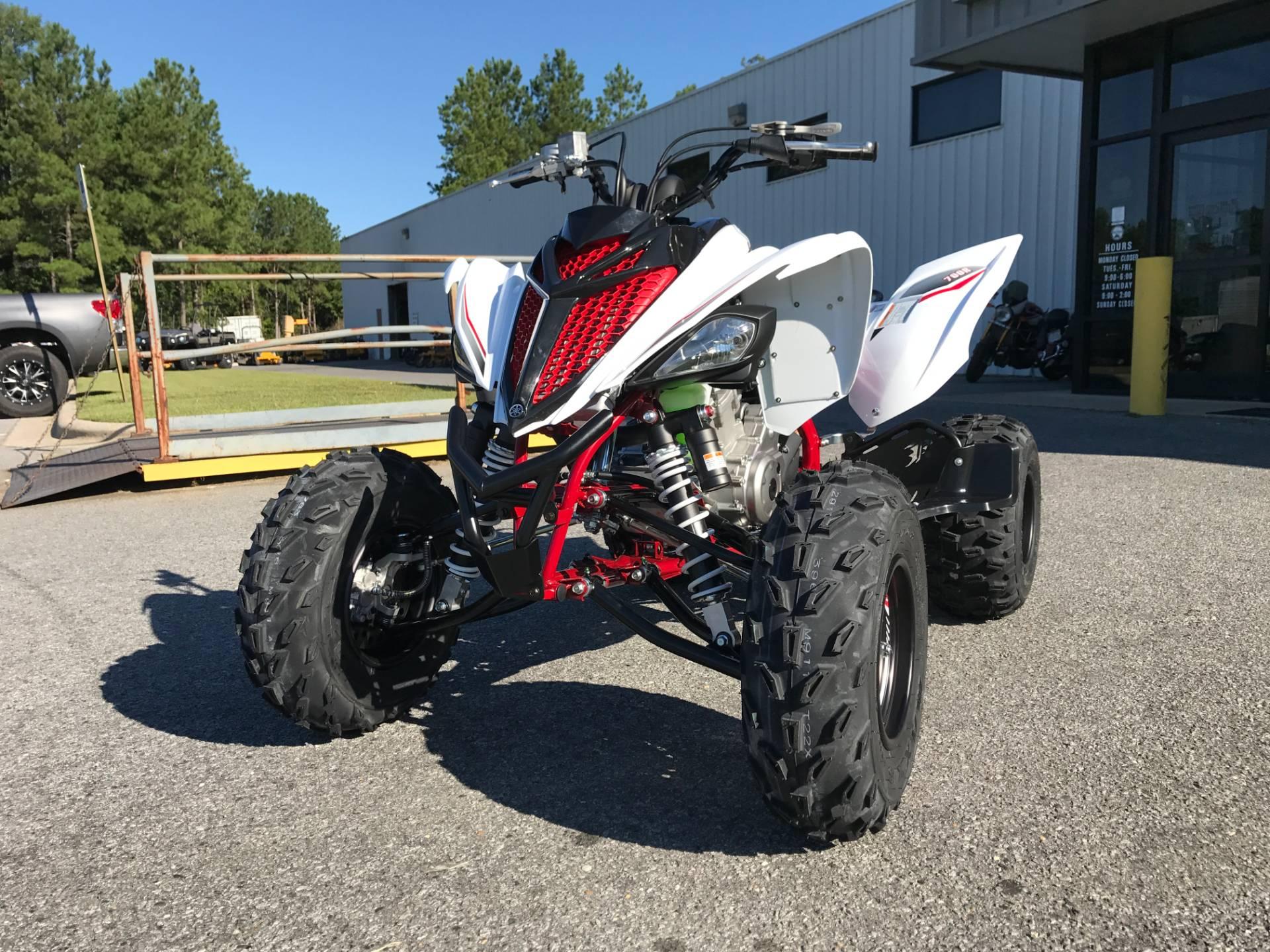 2018 Yamaha Raptor 700R SE 3