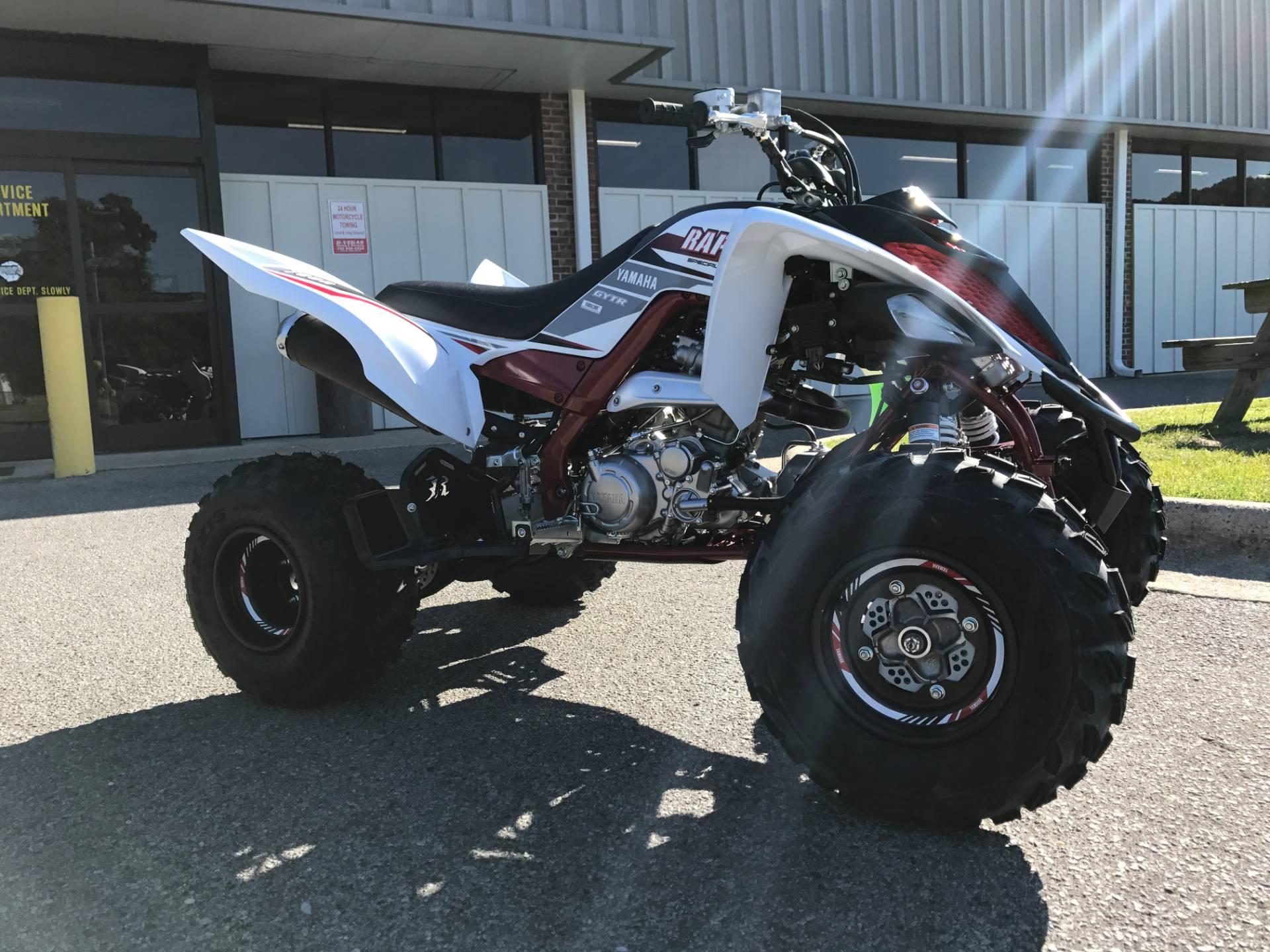 2018 Yamaha Raptor 700R SE 6