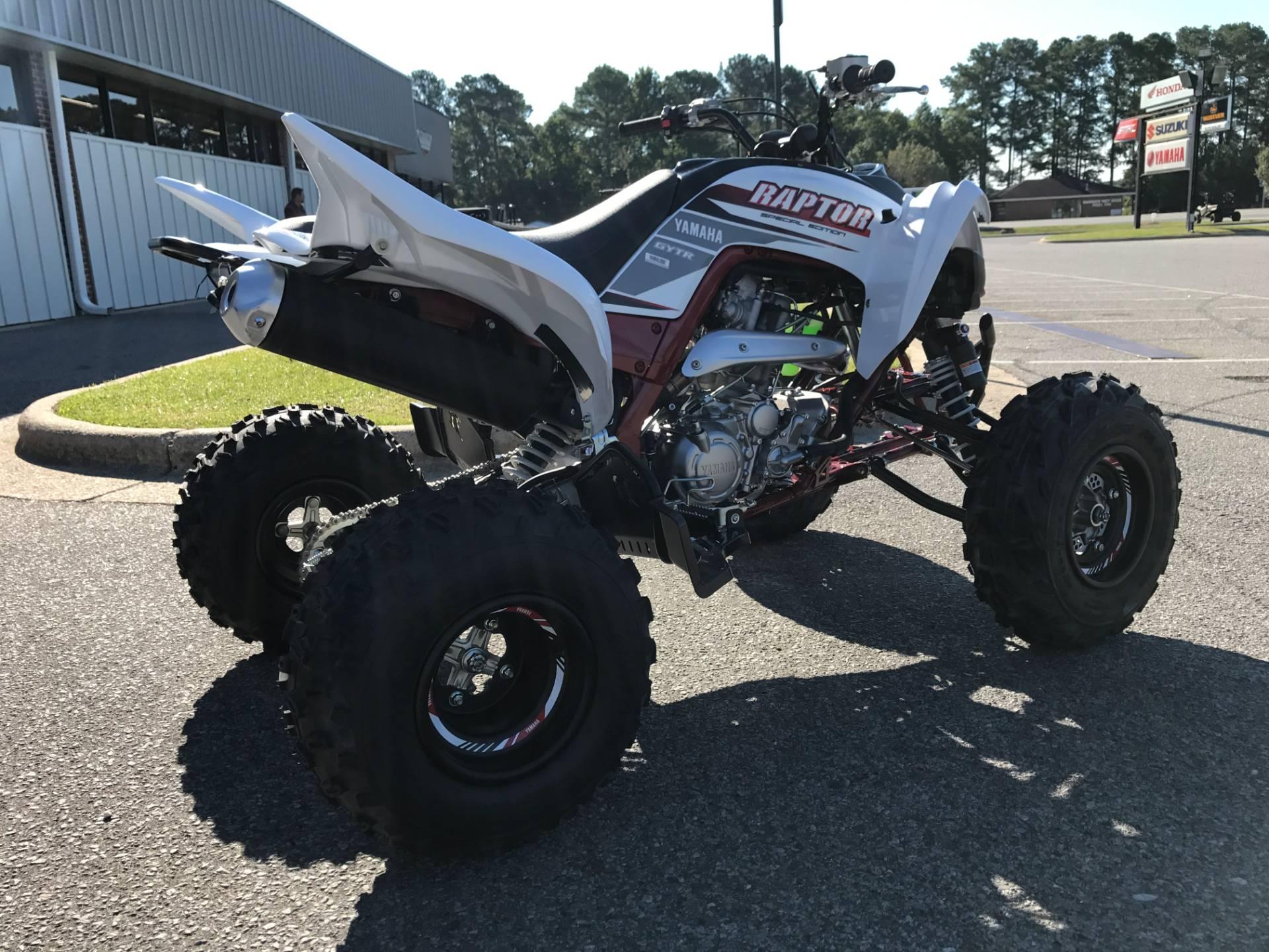 2018 Yamaha Raptor 700R SE 8