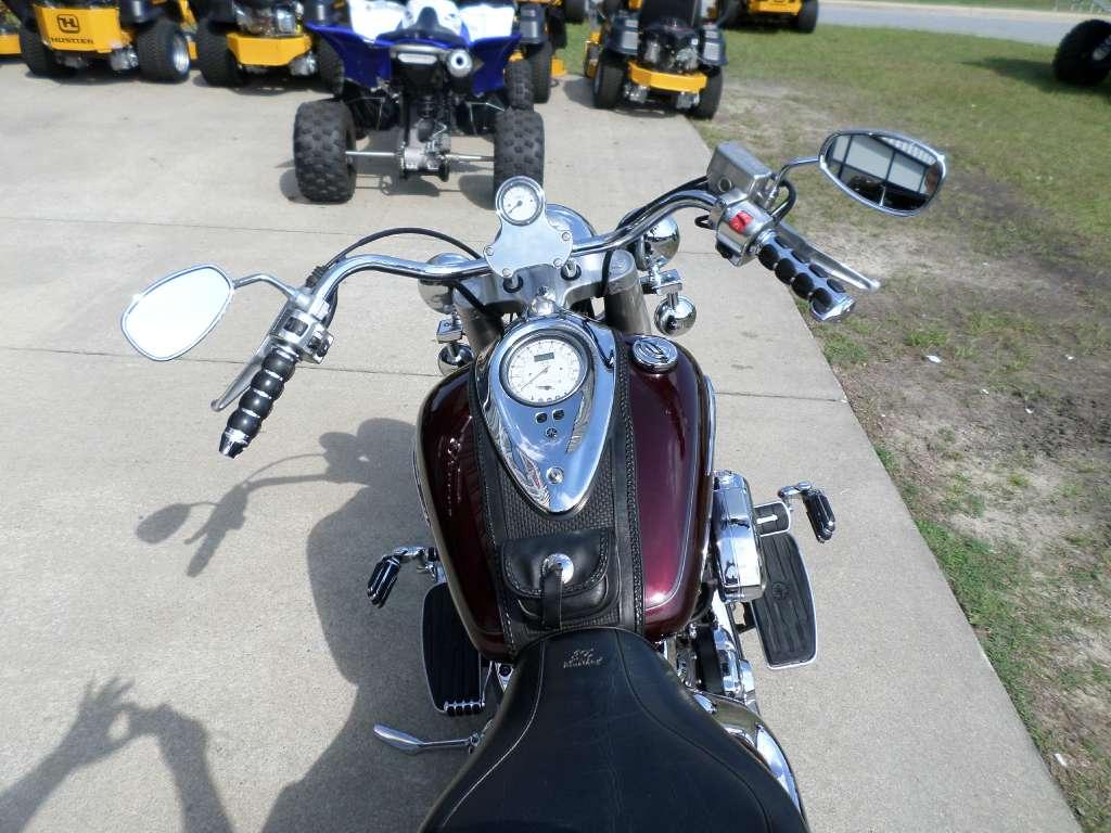 2005 Yamaha Road Star (Cast Wheel) in Greenville, North Carolina