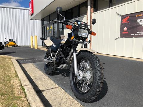 2020 Yamaha TW200 in Greenville, North Carolina - Photo 3