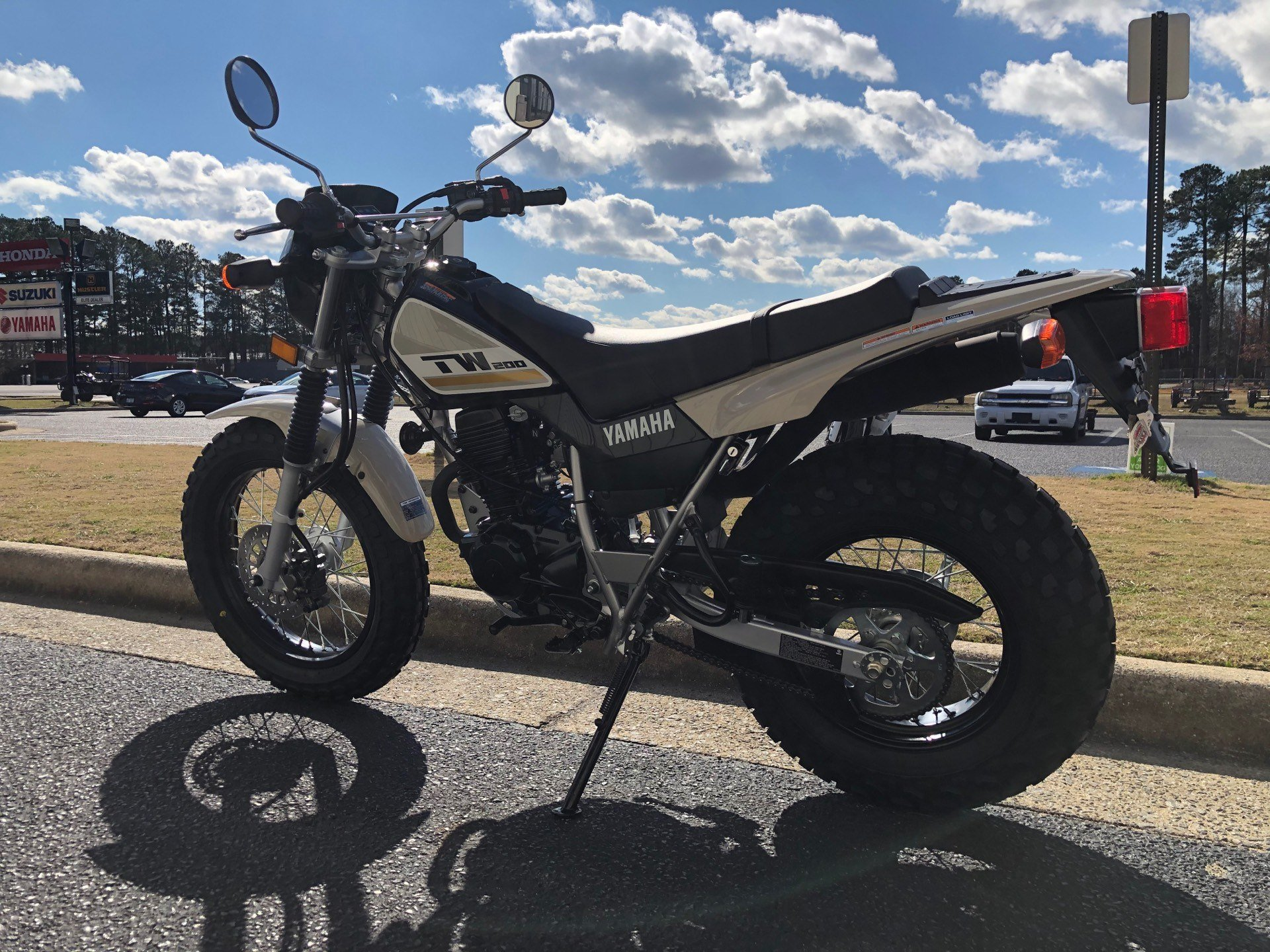 2020 Yamaha TW200 in Greenville, North Carolina - Photo 8