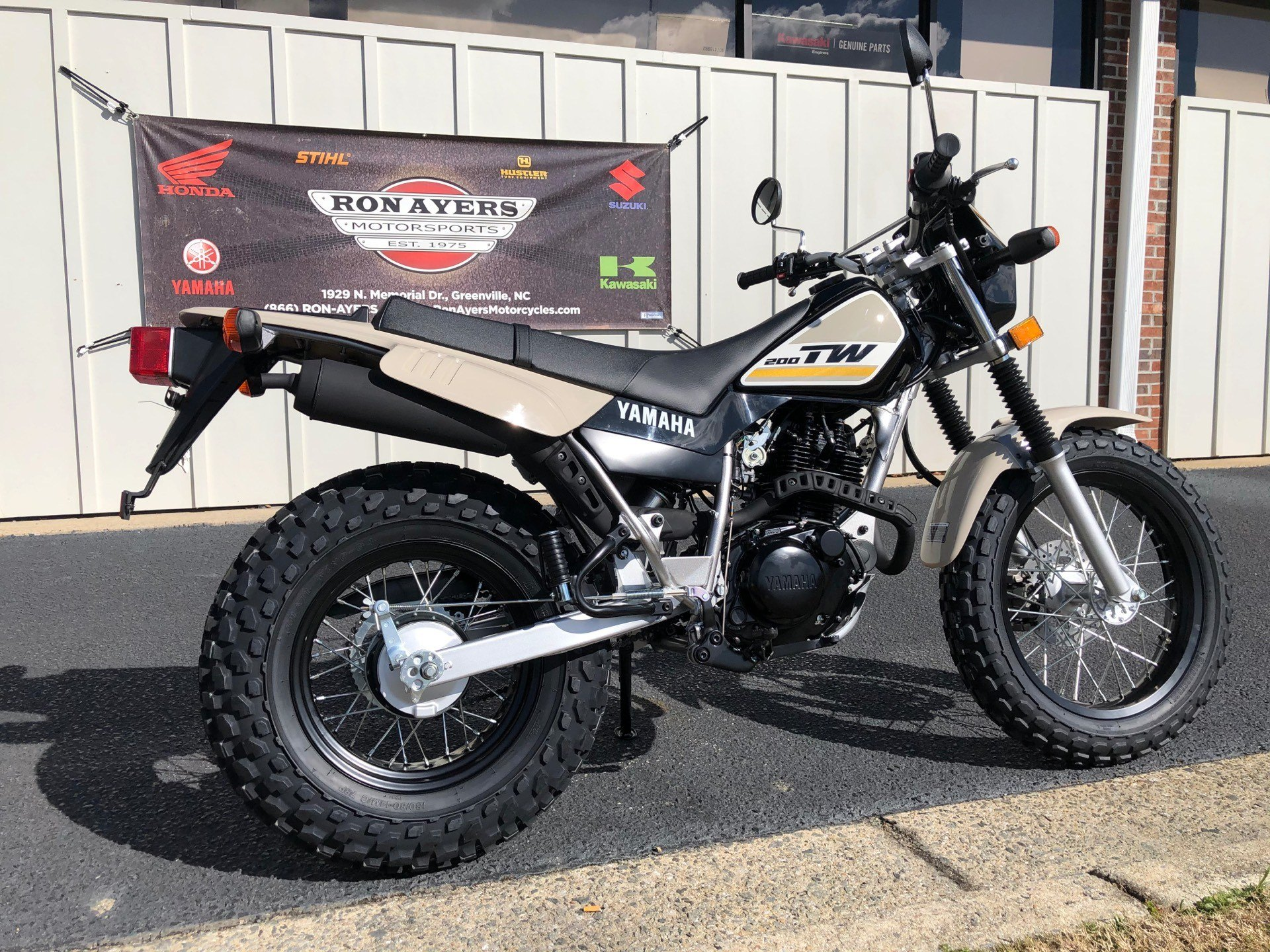 2020 Yamaha TW200 in Greenville, North Carolina - Photo 12