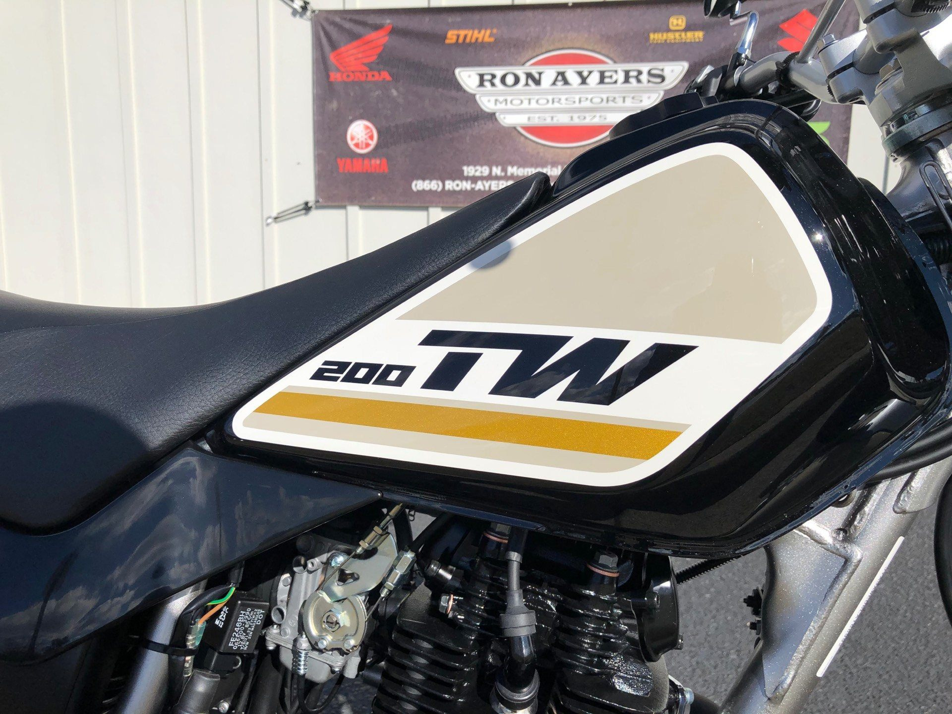 2020 Yamaha TW200 in Greenville, North Carolina - Photo 15