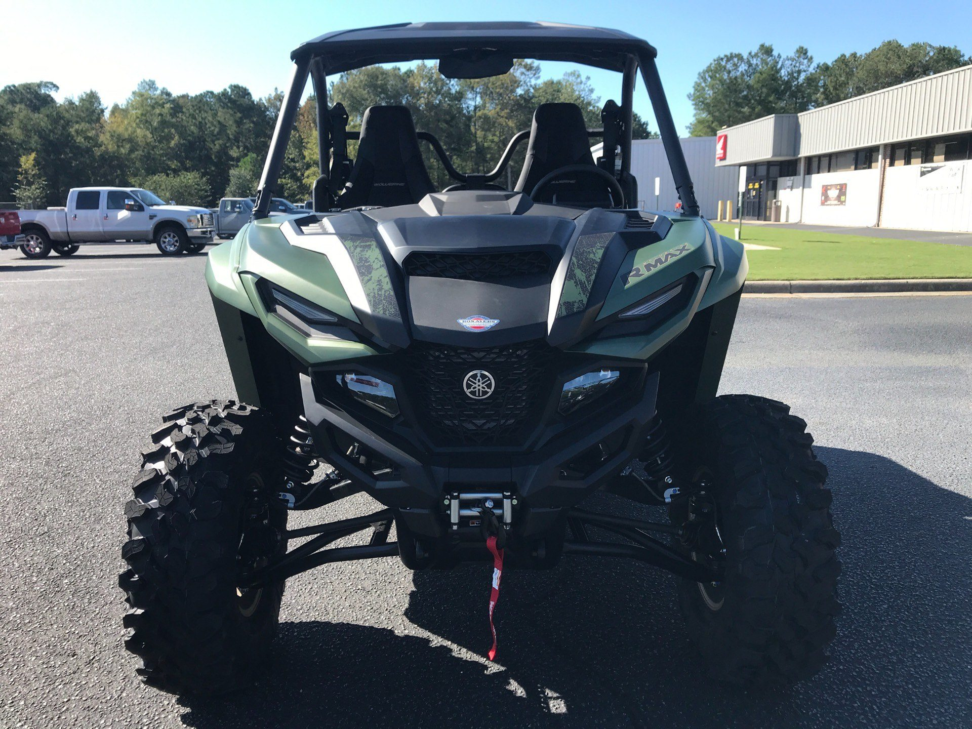 2021 Yamaha Wolverine RMAX2 1000 XT-R in Greenville, North Carolina - Photo 3