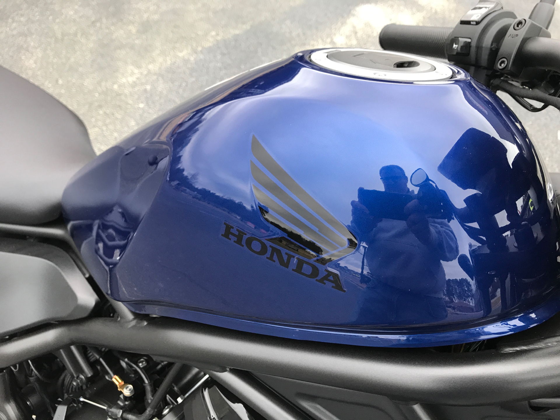 2021 Honda Rebel 300 ABS in Greenville, North Carolina - Photo 14