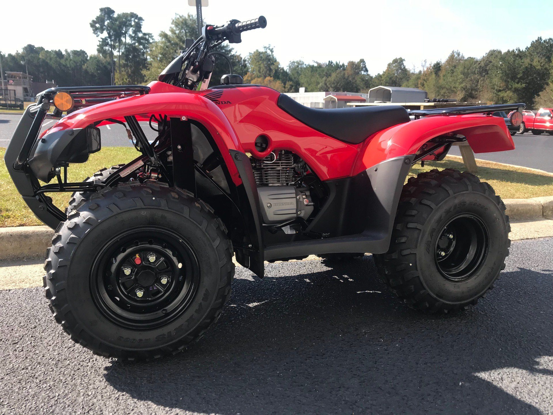 2019 Honda FourTrax Recon in Greenville, North Carolina