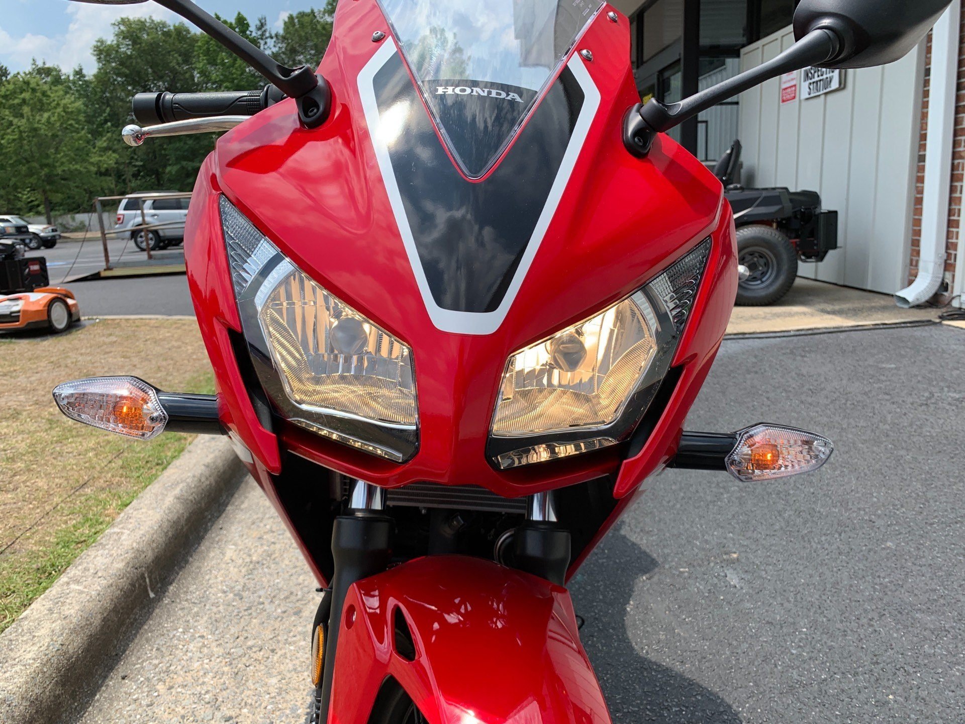 2018 Honda CBR300R in Greenville, North Carolina - Photo 10