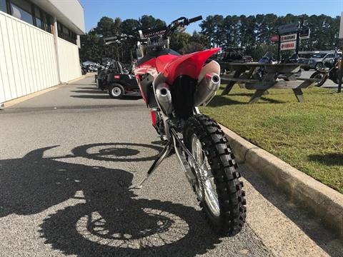 2018 Honda CRF450RX in Greenville, North Carolina - Photo 9
