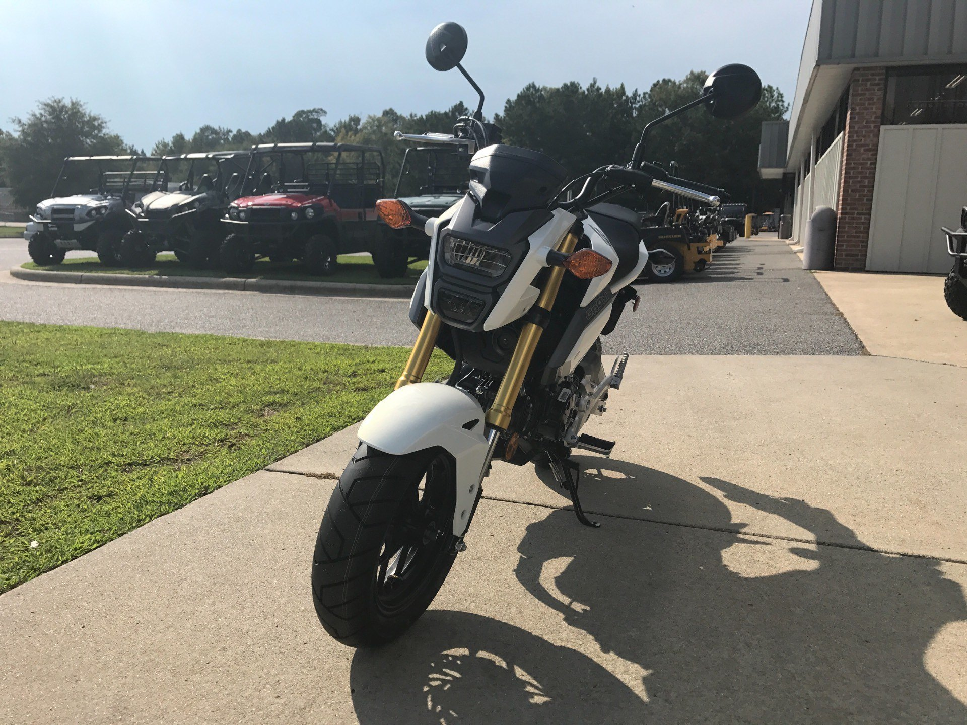 2018 Honda Grom in Greenville, North Carolina - Photo 4