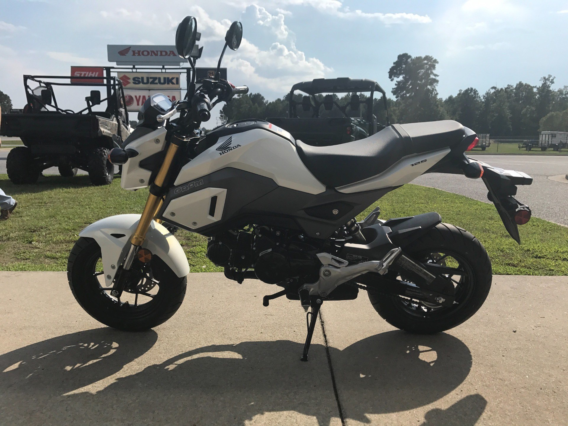 2018 Honda Grom in Greenville, North Carolina - Photo 6