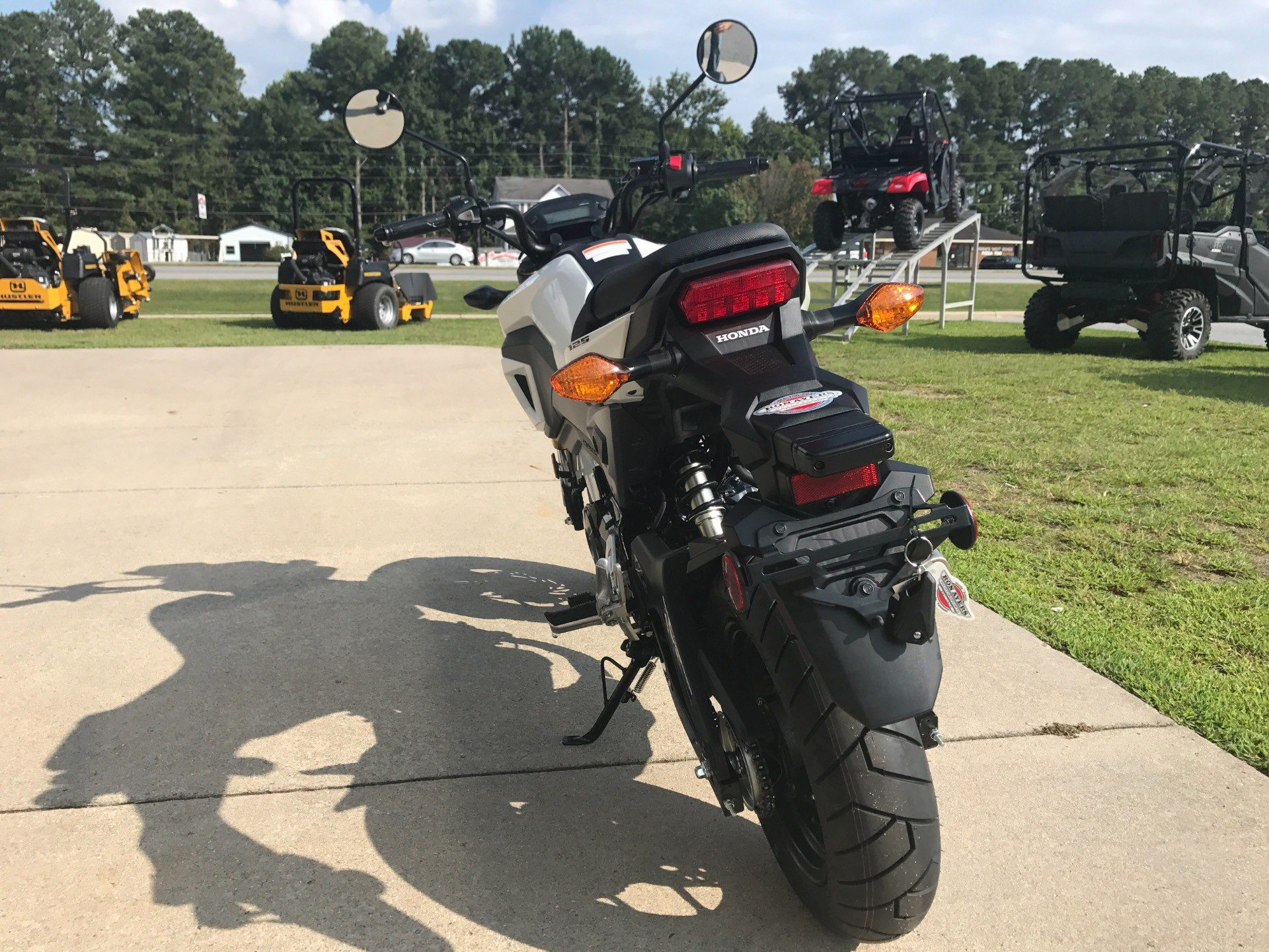 2018 Honda Grom in Greenville, North Carolina - Photo 8