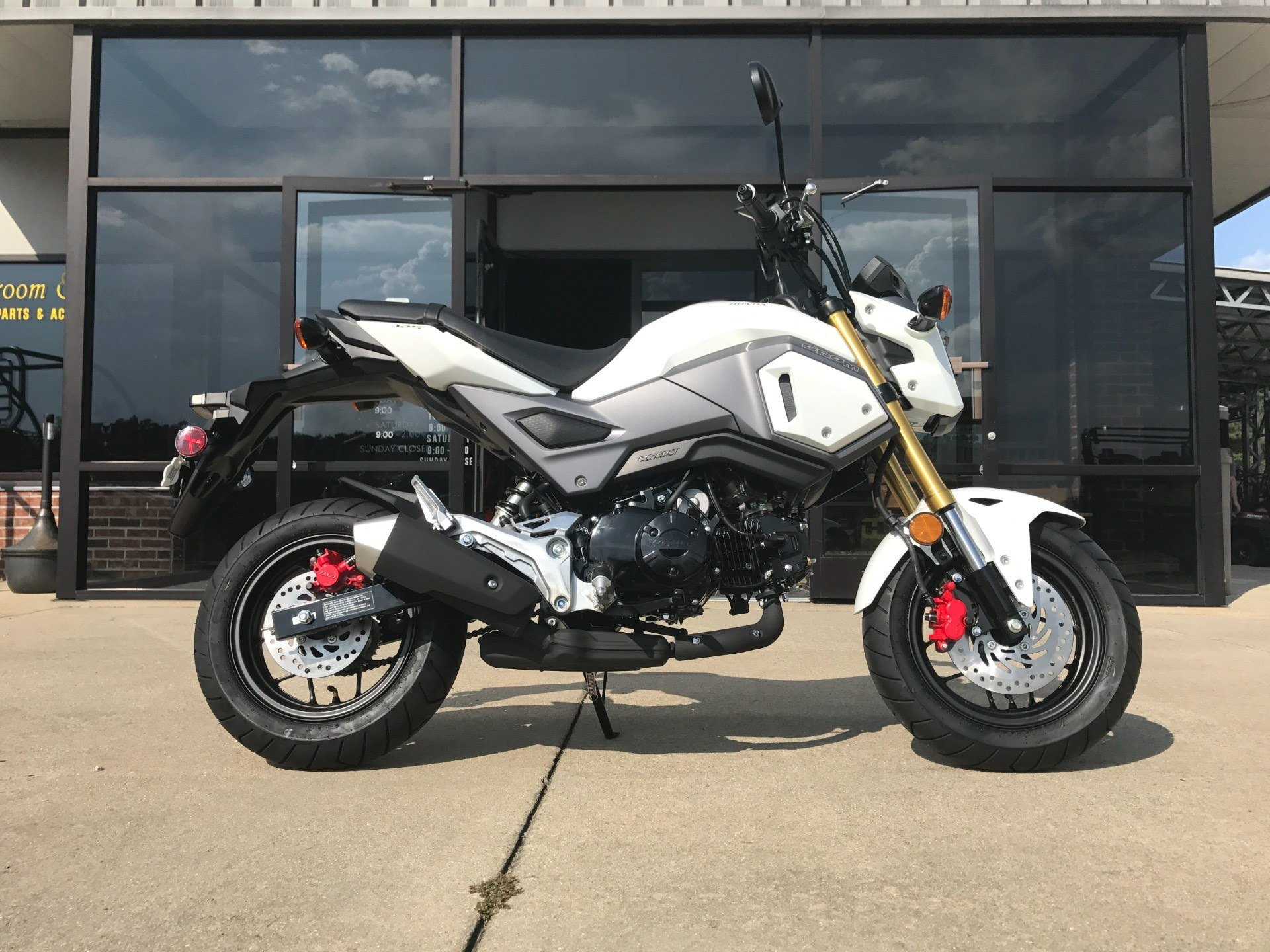 2018 Honda Grom in Greenville, North Carolina - Photo 18