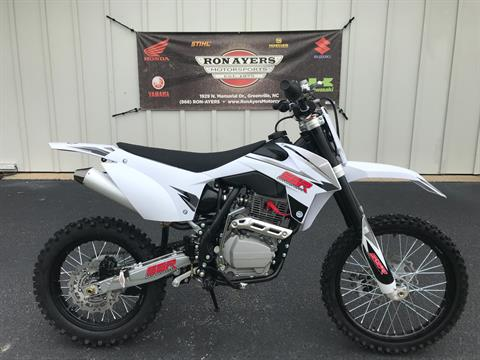 2021 SSR Motorsports SR189 in Greenville, North Carolina
