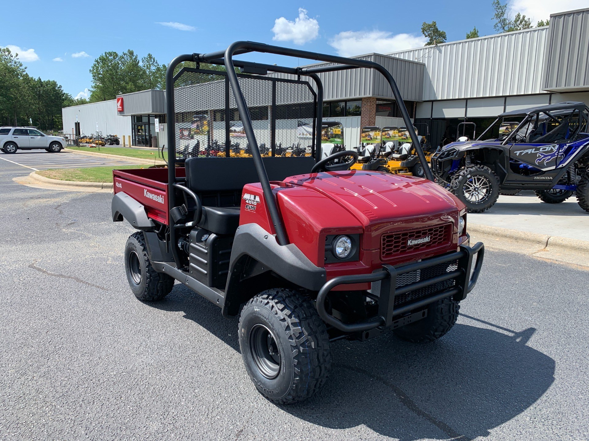 2020 Kawasaki Mule 4010 4x4 in Greenville, North Carolina - Photo 3