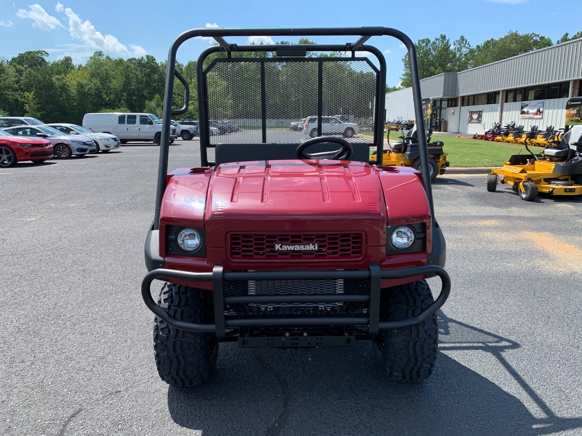 2020 Kawasaki Mule 4010 4x4 in Greenville, North Carolina - Photo 4