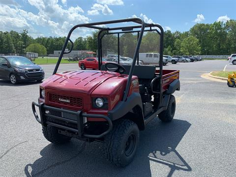 2020 Kawasaki Mule 4010 4x4 in Greenville, North Carolina - Photo 5