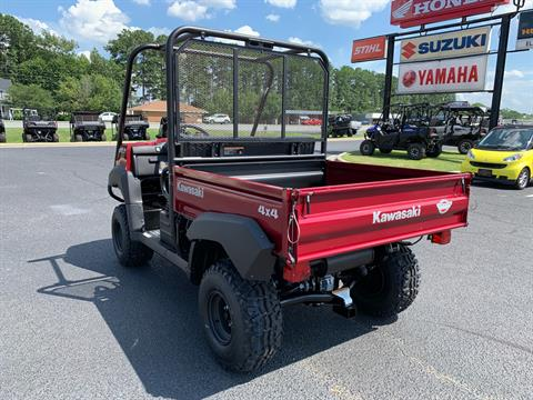 2020 Kawasaki Mule 4010 4x4 in Greenville, North Carolina - Photo 9