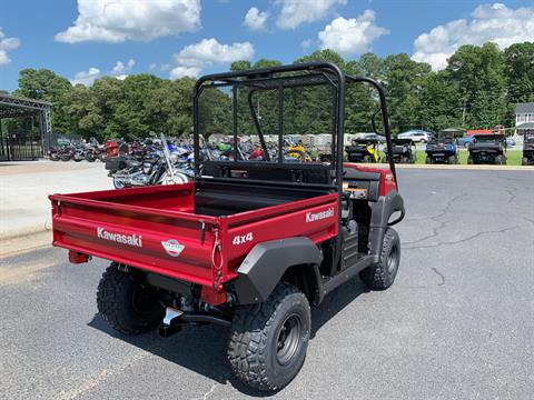 2020 Kawasaki Mule 4010 4x4 in Greenville, North Carolina - Photo 11