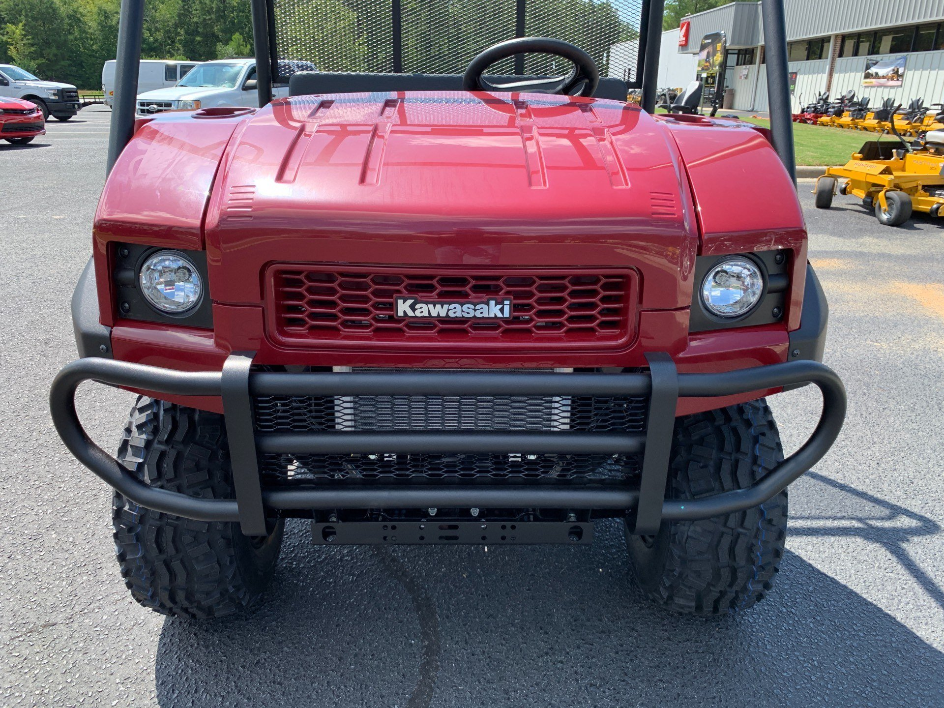 2020 Kawasaki Mule 4010 4x4 in Greenville, North Carolina - Photo 13