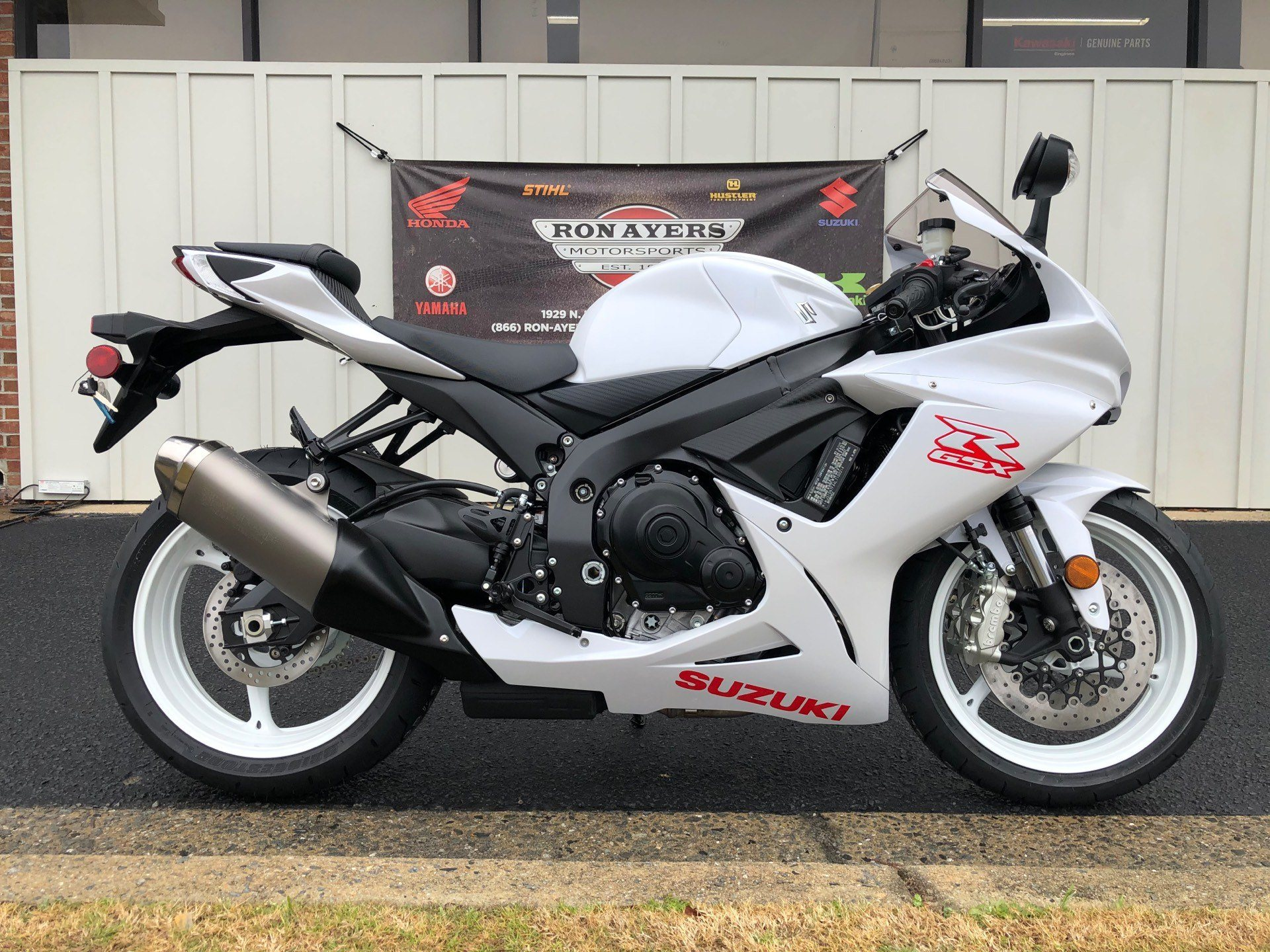2020 Suzuki GSX-R600 in Greenville, North Carolina - Photo 1