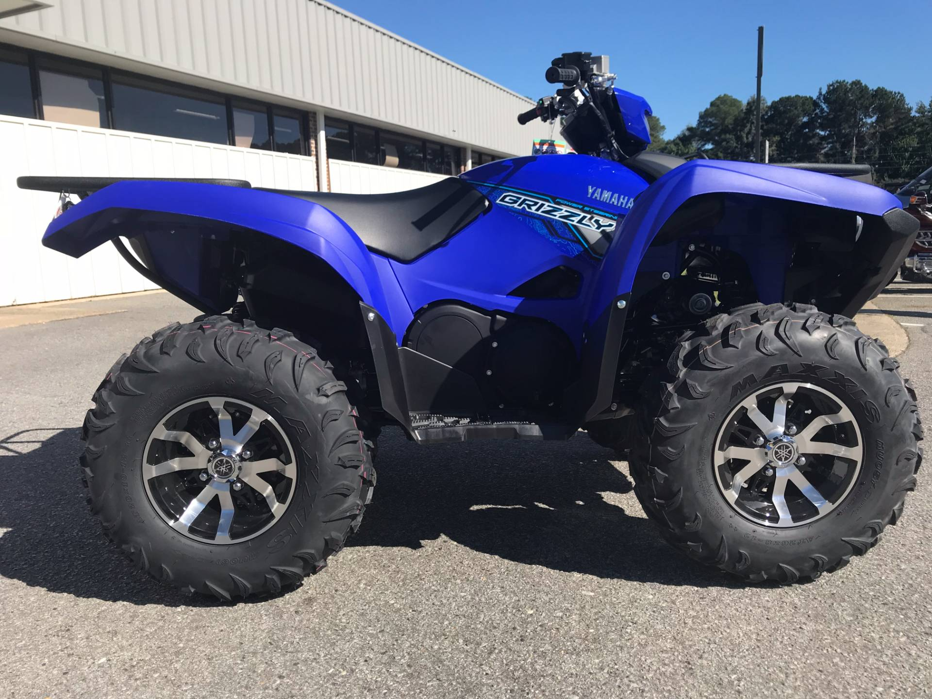 2018 Yamaha Grizzly EPS in Greenville, North Carolina - Photo 1