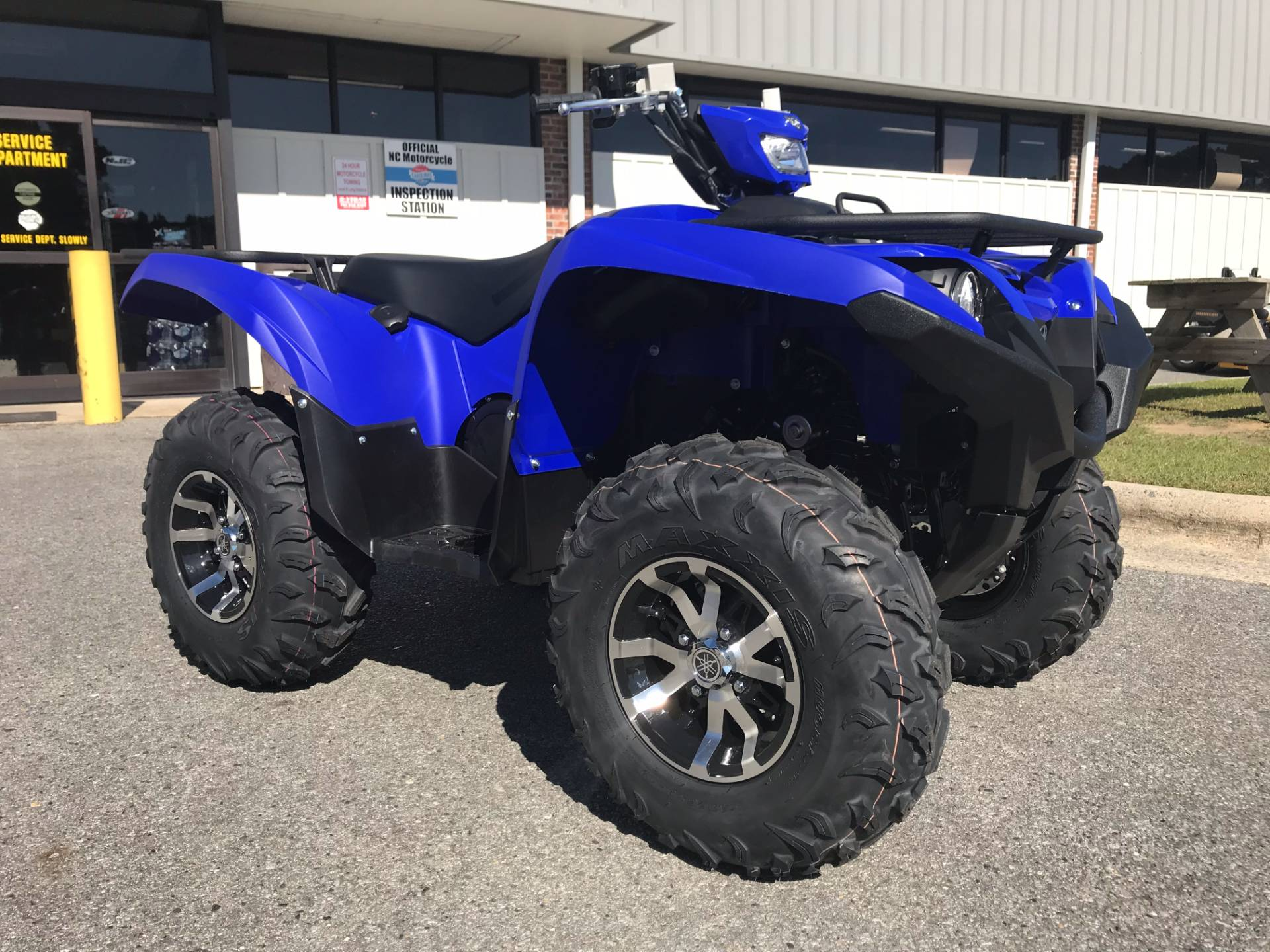 2018 Yamaha Grizzly EPS in Greenville, North Carolina - Photo 2