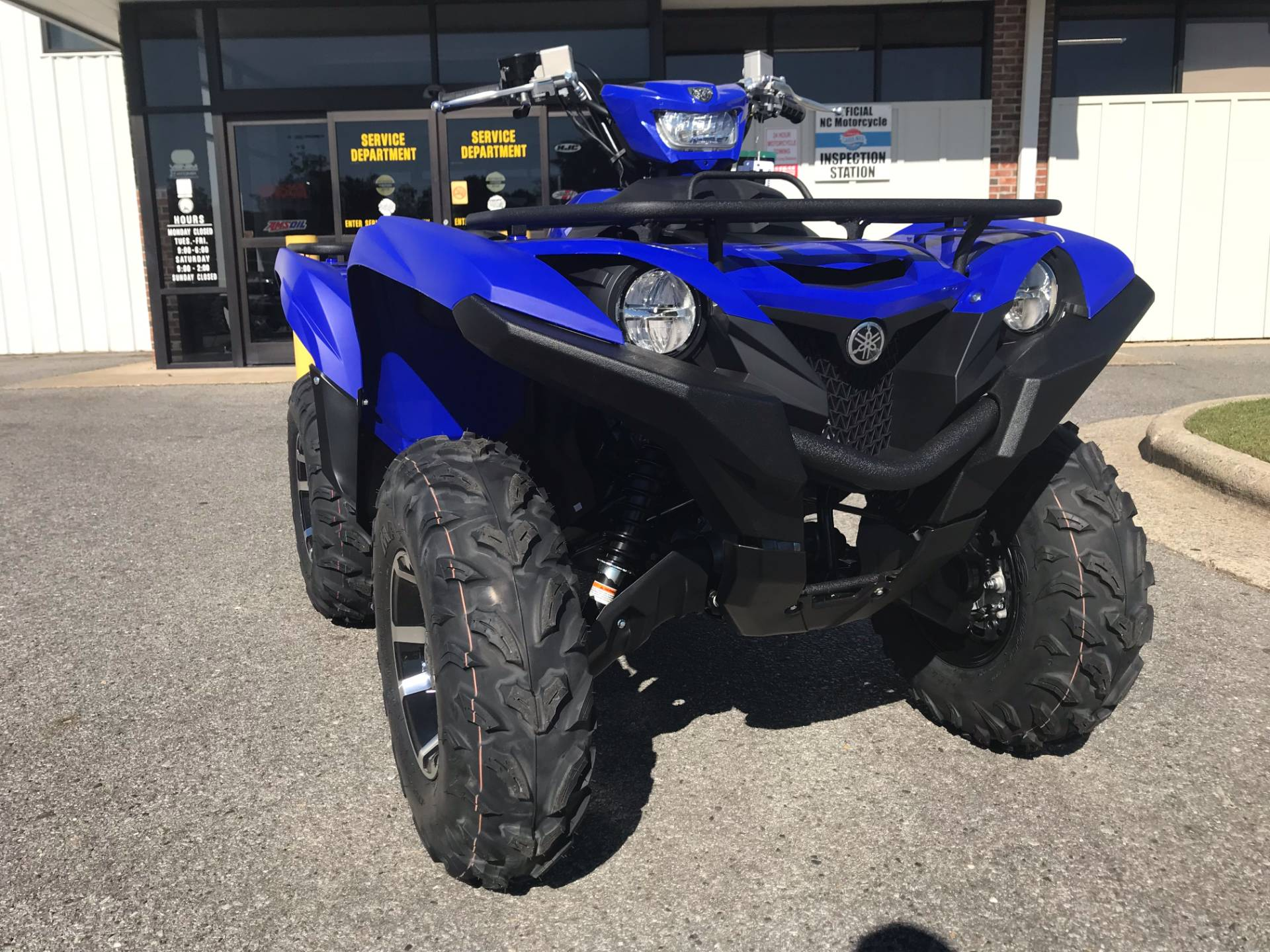 2018 Yamaha Grizzly EPS in Greenville, North Carolina - Photo 3