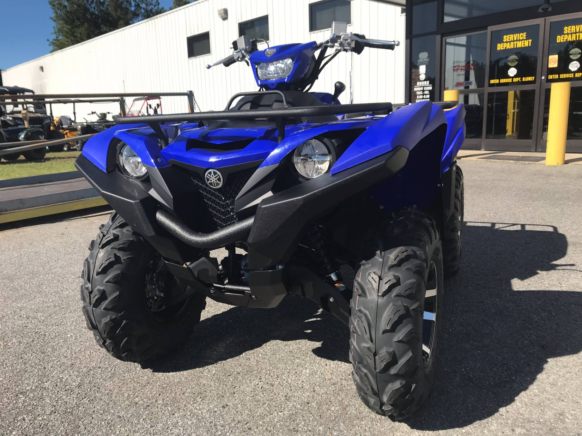 2018 Yamaha Grizzly EPS in Greenville, North Carolina - Photo 4