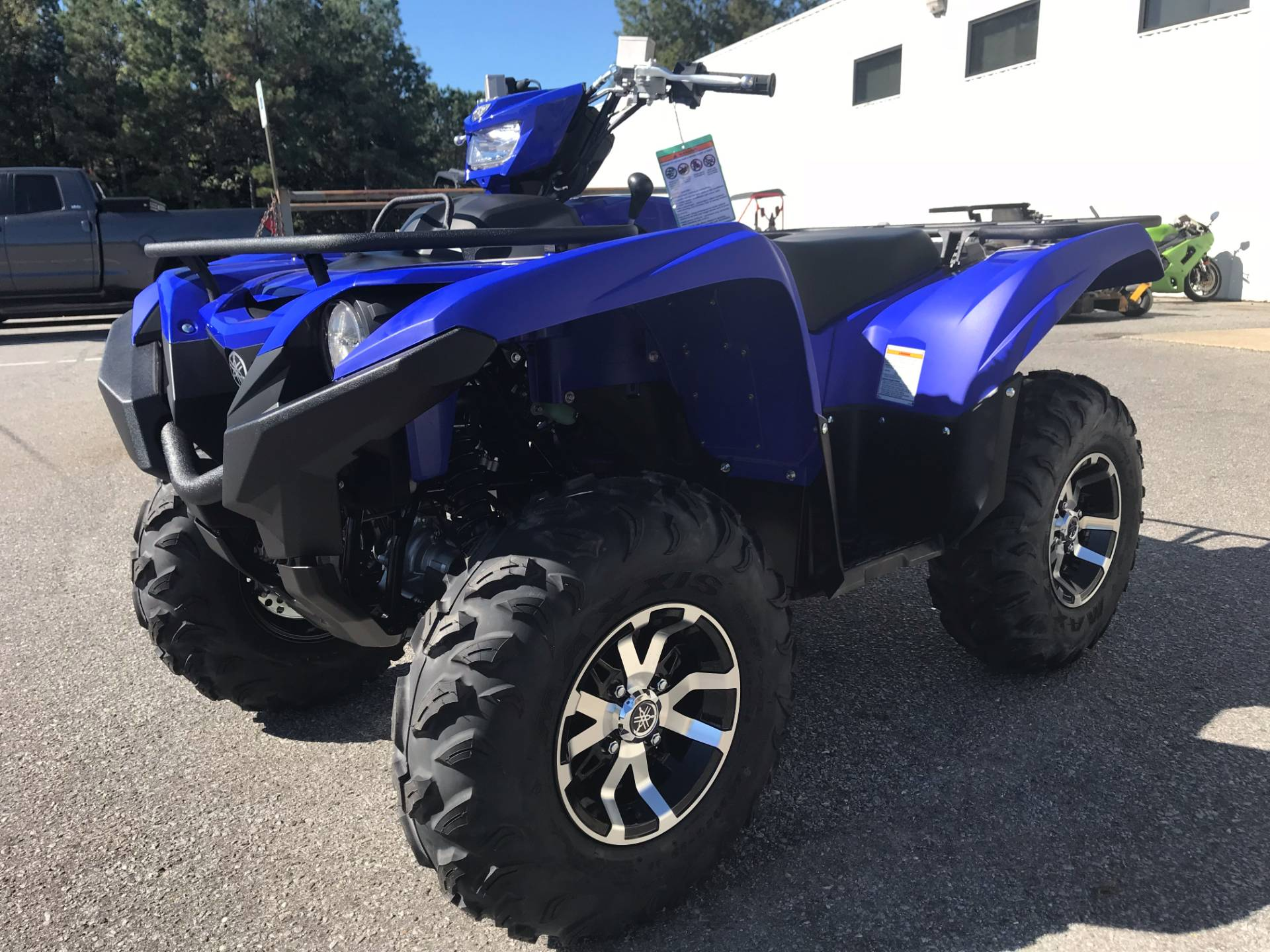 2018 Yamaha Grizzly EPS in Greenville, North Carolina - Photo 5