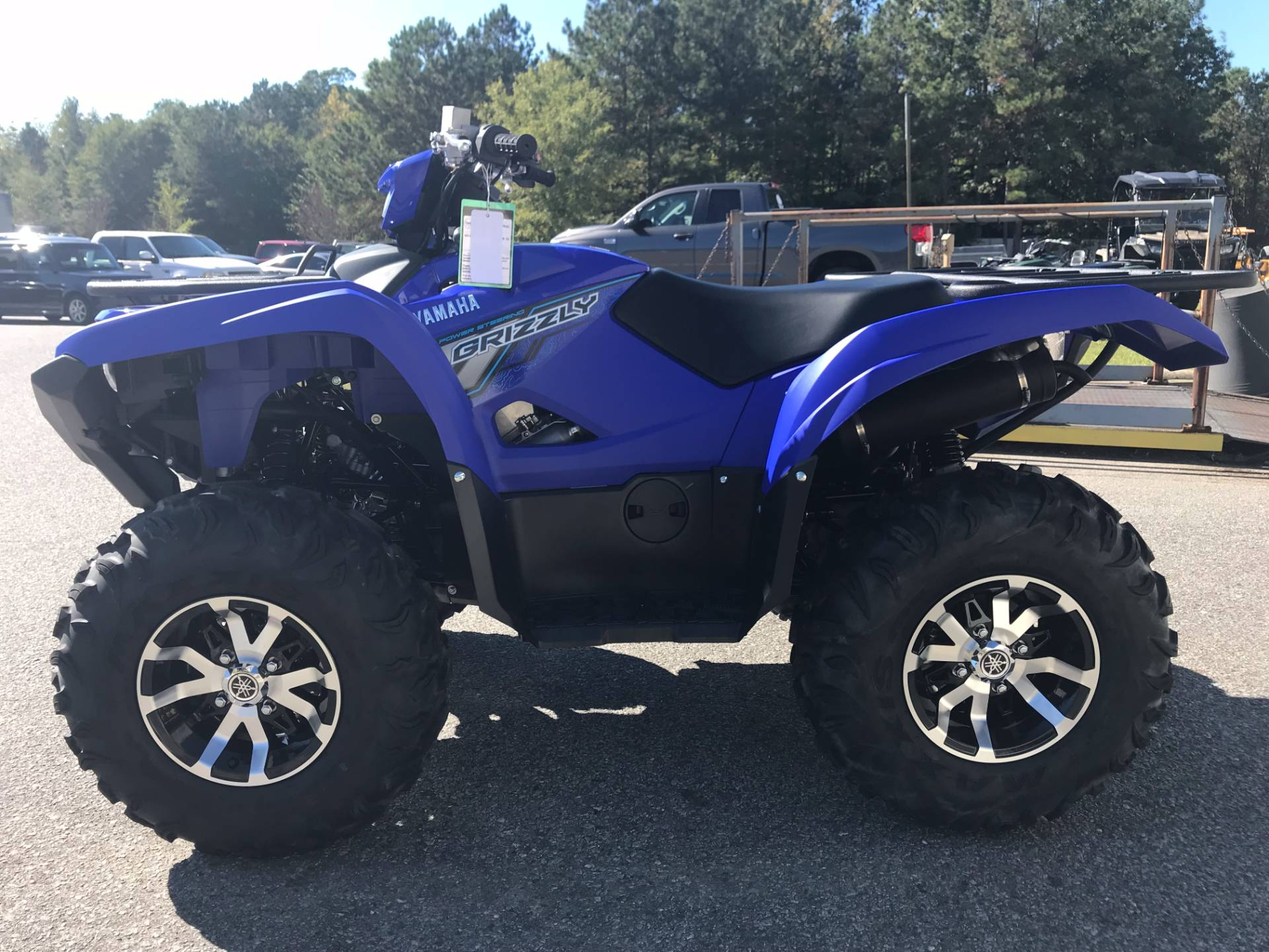2018 Yamaha Grizzly EPS in Greenville, North Carolina - Photo 6