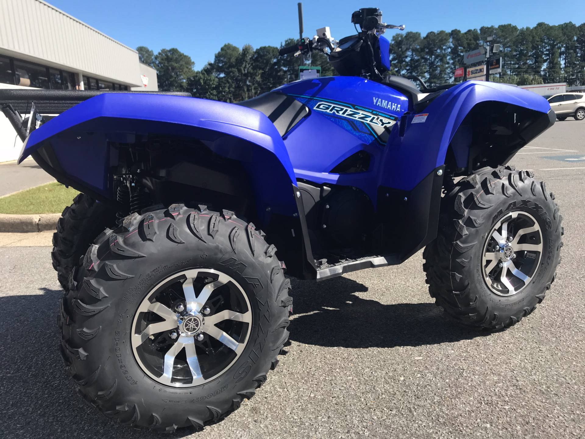 2018 Yamaha Grizzly EPS in Greenville, North Carolina - Photo 10