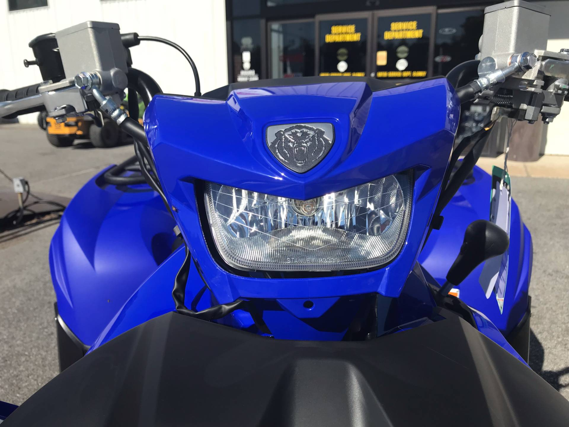 2018 Yamaha Grizzly EPS in Greenville, North Carolina - Photo 12