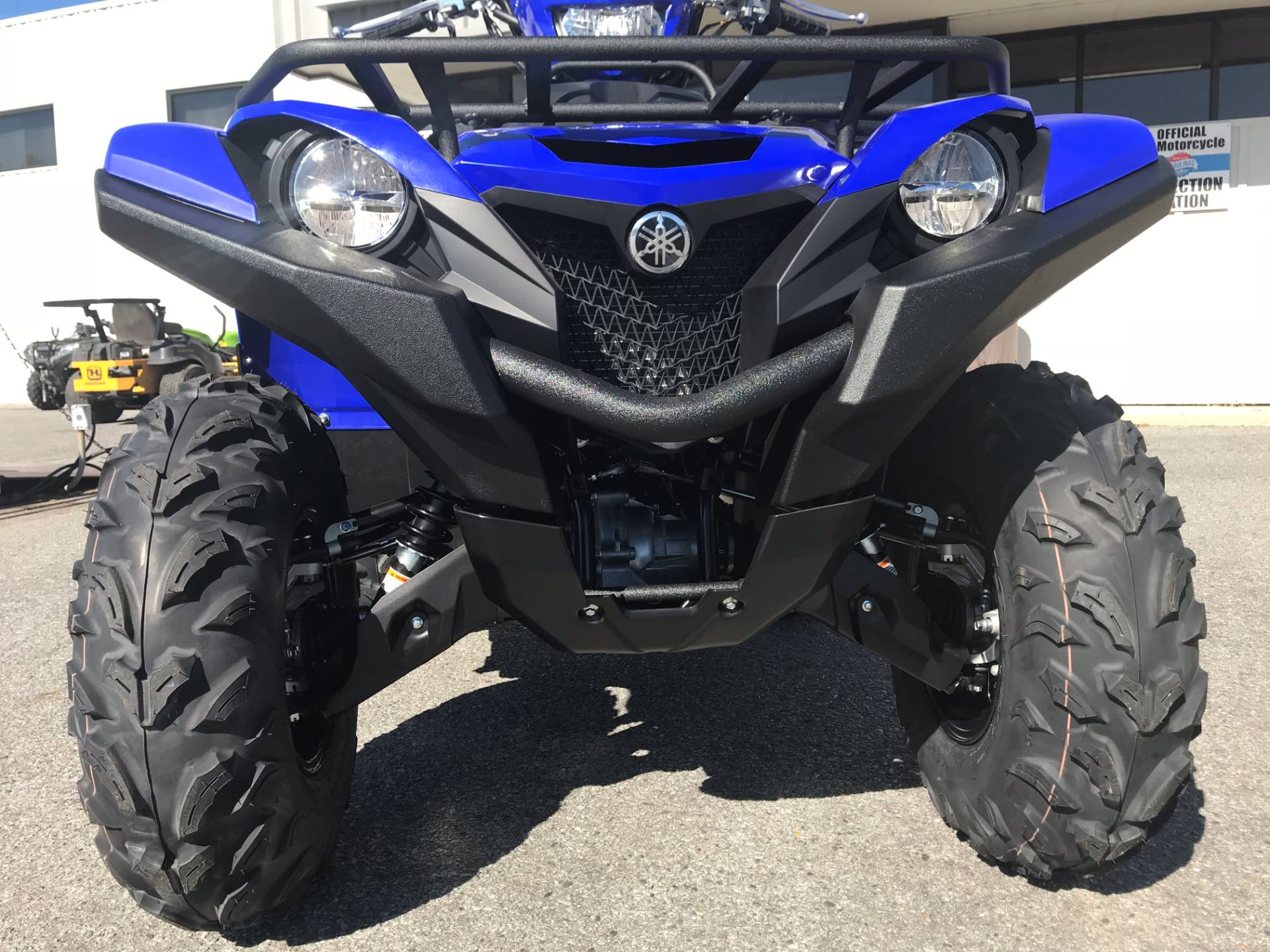 2018 Yamaha Grizzly EPS in Greenville, North Carolina - Photo 13