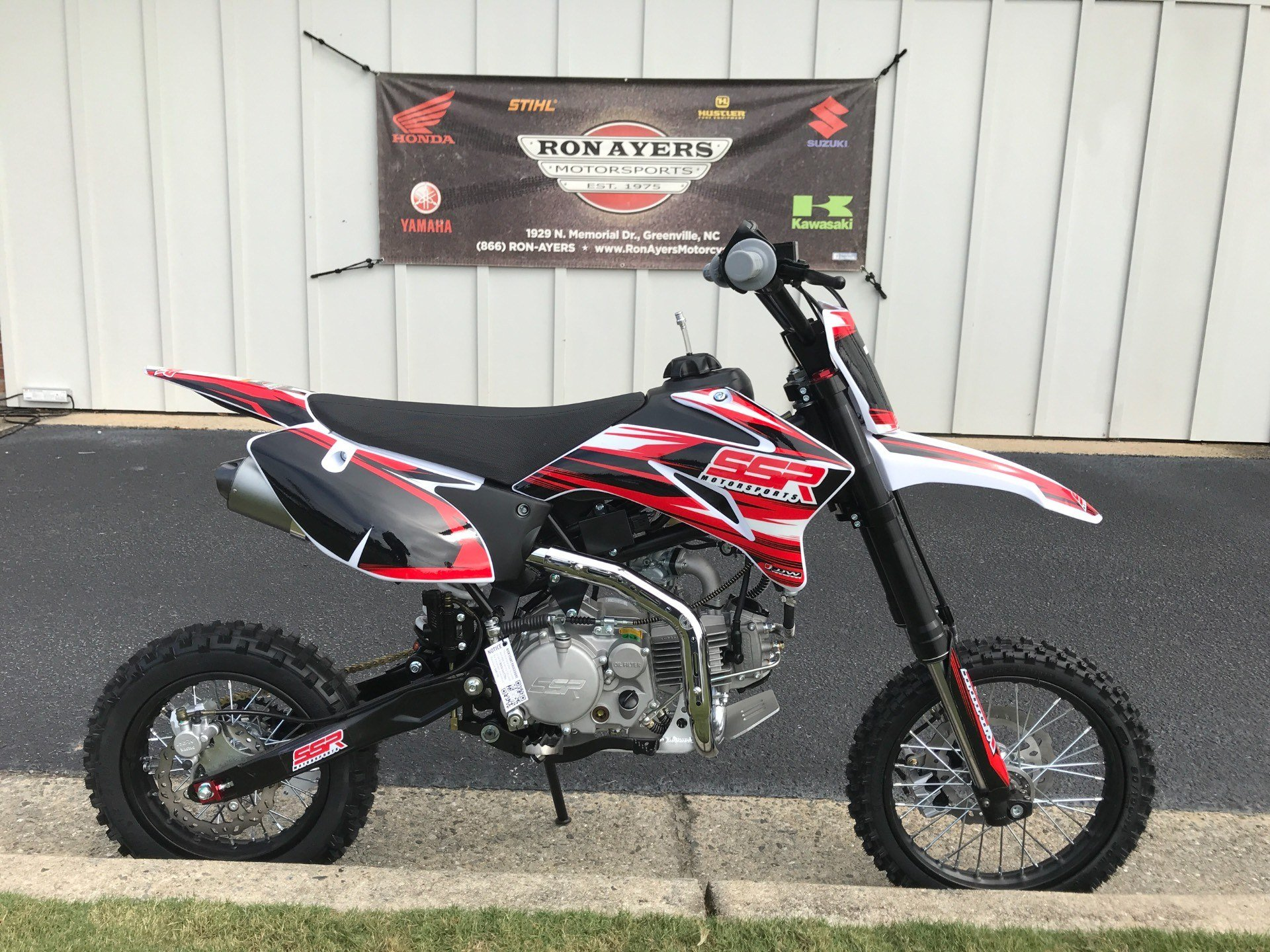 2021 SSR Motorsports SR170TR in Greenville, North Carolina - Photo 1