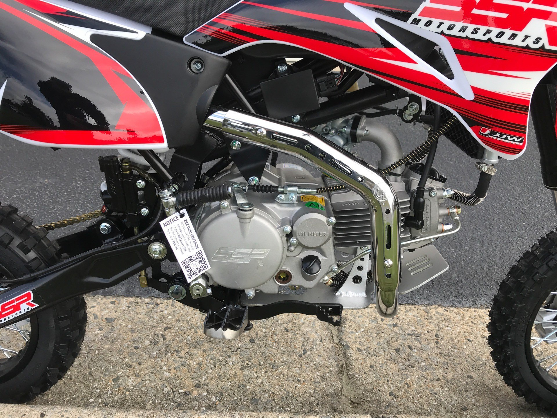 2021 SSR Motorsports SR170TR in Greenville, North Carolina - Photo 13