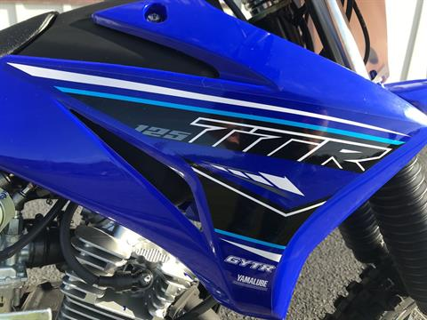 2021 Yamaha TT-R125LE in Greenville, North Carolina - Photo 11