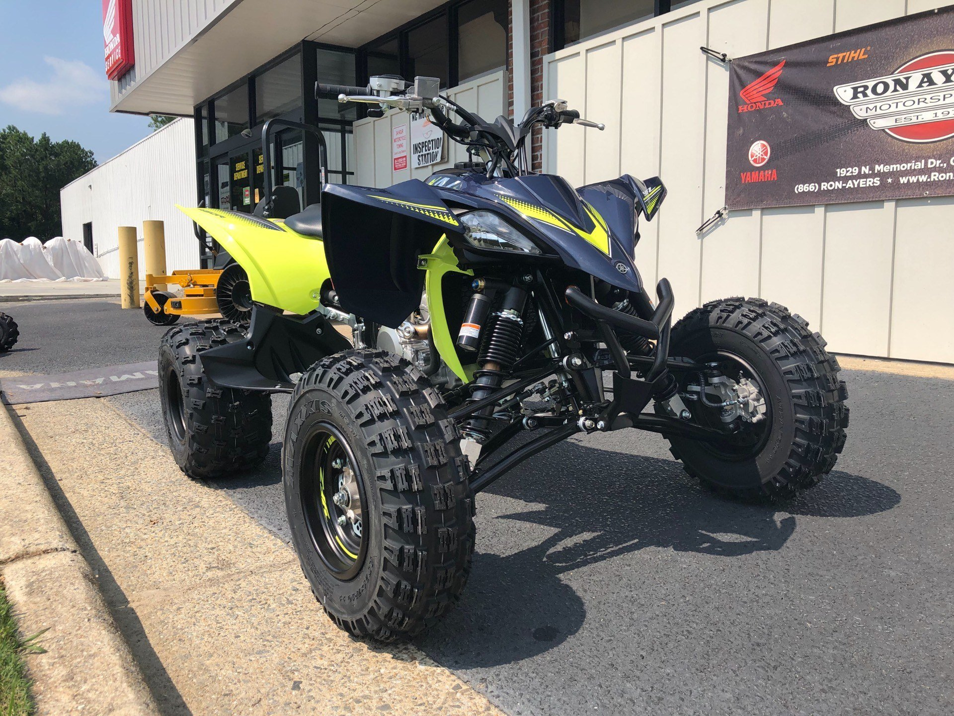 2020 Yamaha YFZ450R SE in Greenville, North Carolina - Photo 3