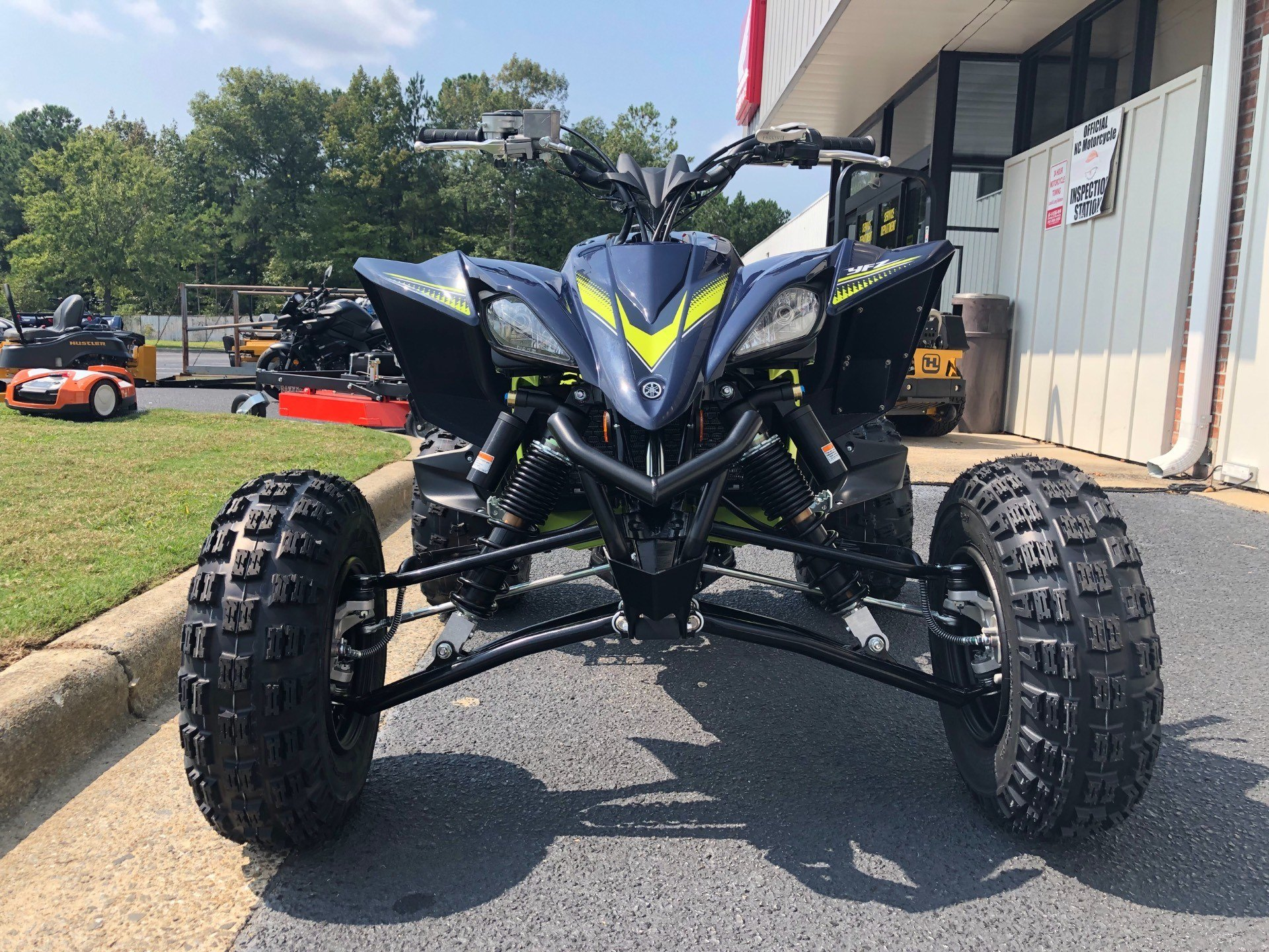 2020 Yamaha YFZ450R SE in Greenville, North Carolina - Photo 4