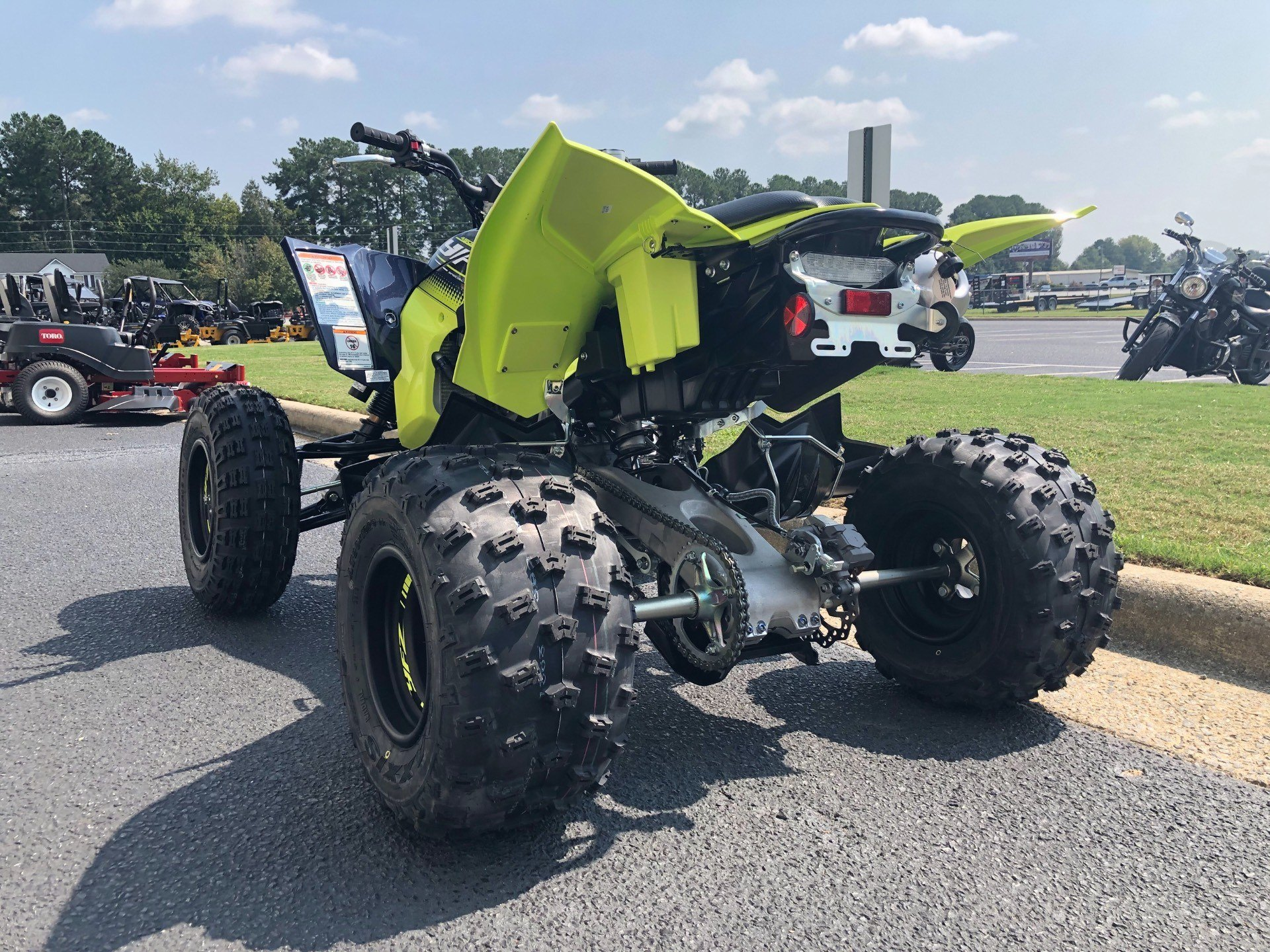 2020 Yamaha YFZ450R SE in Greenville, North Carolina - Photo 9
