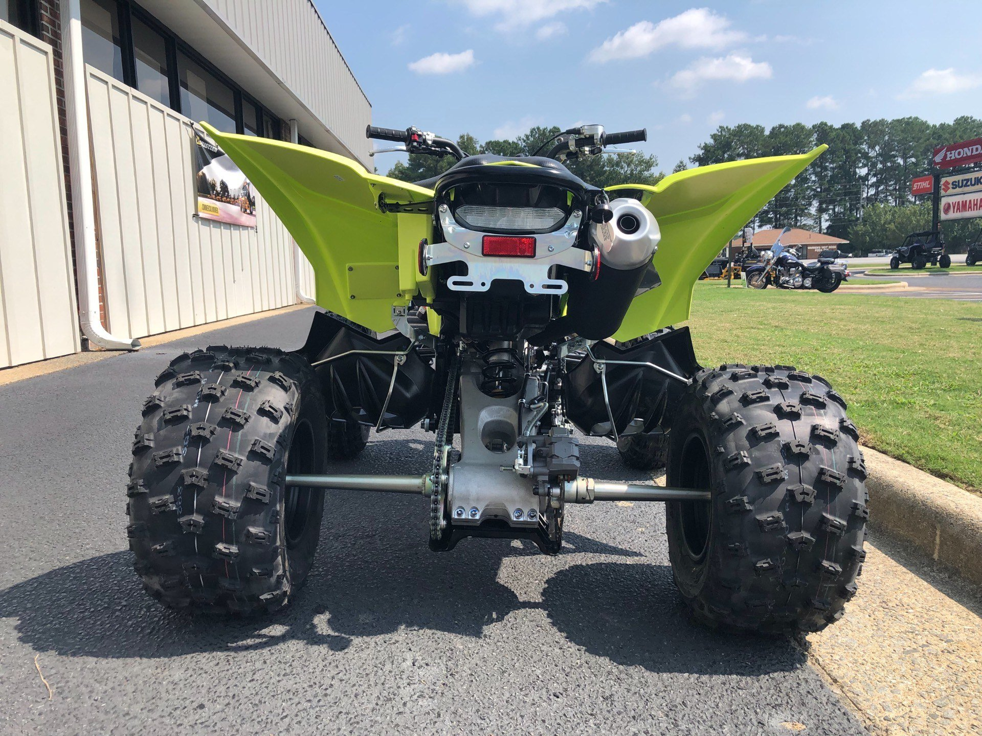 2020 Yamaha YFZ450R SE in Greenville, North Carolina - Photo 10