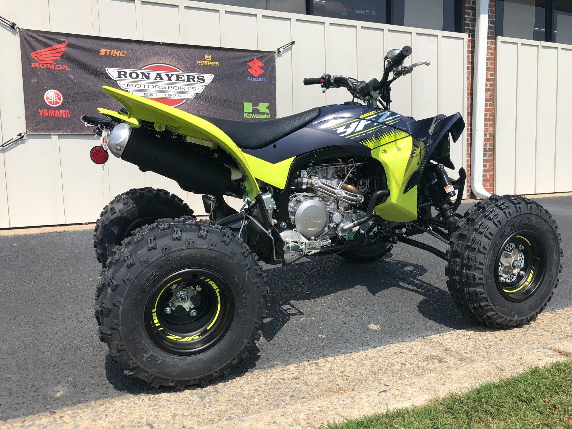 2020 Yamaha YFZ450R SE in Greenville, North Carolina - Photo 12