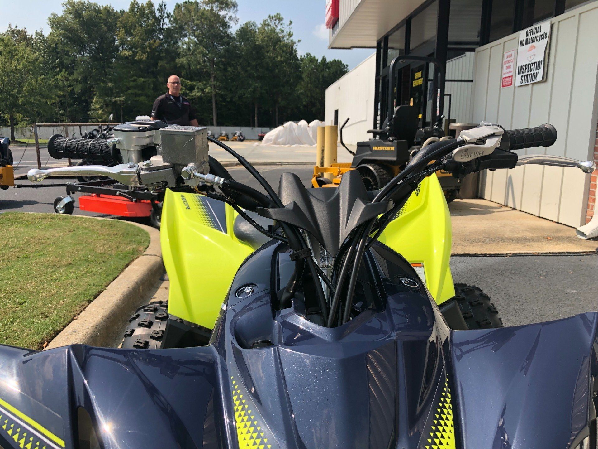 2020 Yamaha YFZ450R SE in Greenville, North Carolina - Photo 13