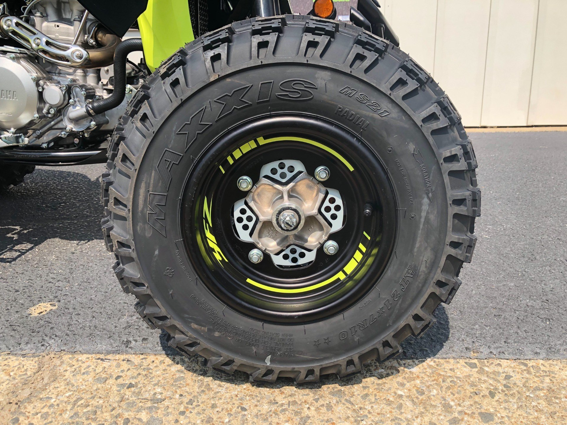 2020 Yamaha YFZ450R SE in Greenville, North Carolina - Photo 15