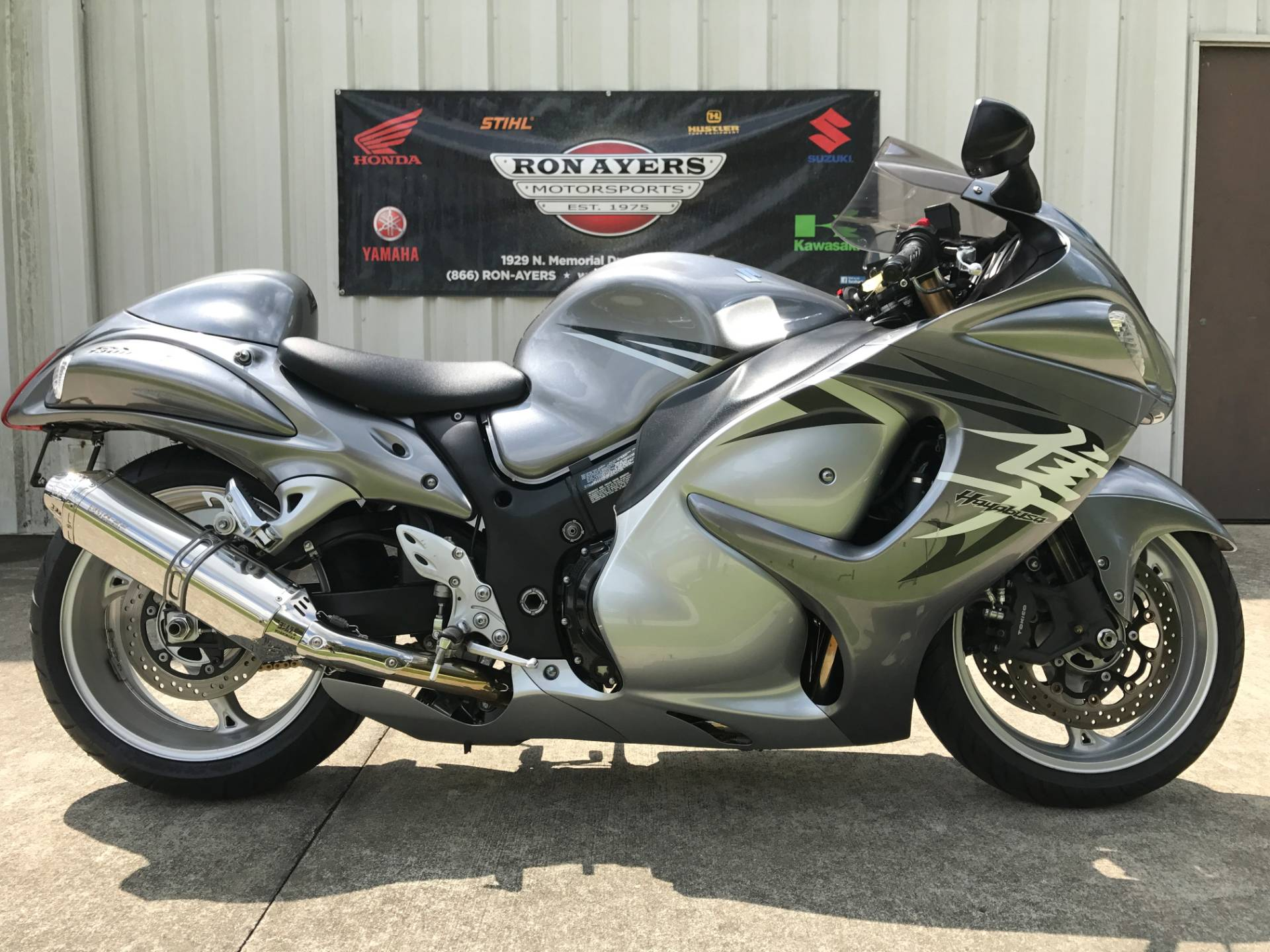 2009 Suzuki Hayabusa for sale 59827