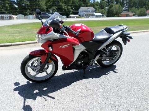 2012 Honda CBR®250R in Greenville, North Carolina