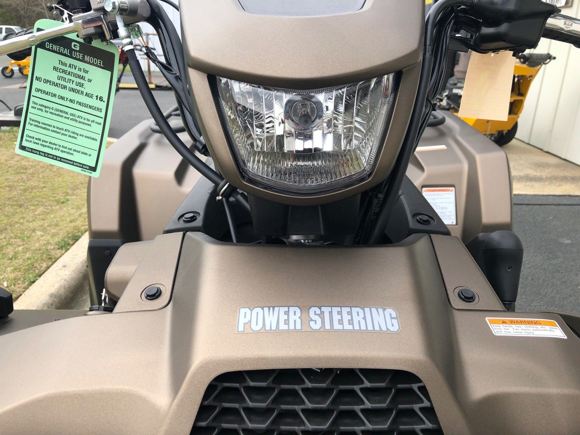 2020 Suzuki KingQuad 750AXi Power Steering SE+ with Rugged Package in Greenville, North Carolina - Photo 12